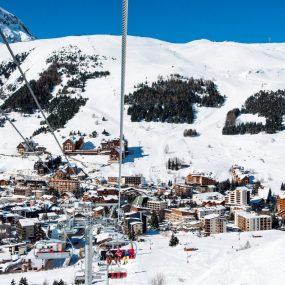 Station de ski Miléade les Deux-Alpes