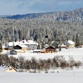 Station de ski Miléade Chapelle des Bois