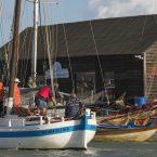 Port de Noirmoutier en été