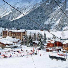 Station de ski Miléade de Pralognan