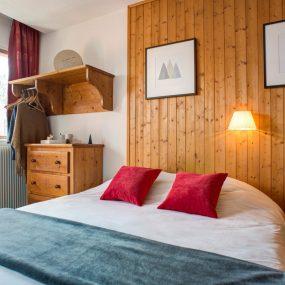 Chambre Station de ski Miléade Valmorel