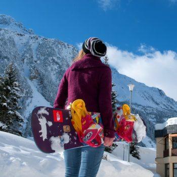 ski pralognan la vanoise