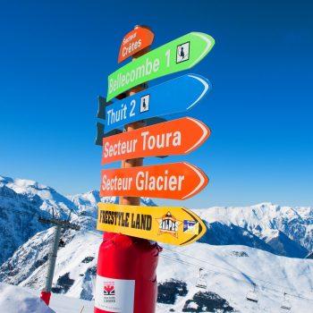 deux alpes ski pistes