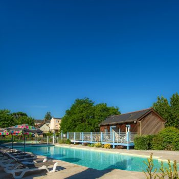 Piscine Hotel Miléade Saumur