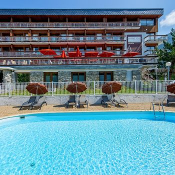 Piscine Courchevel