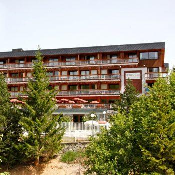 Hébergement Courchevel