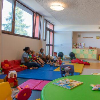 club vacances enfant La Plagne