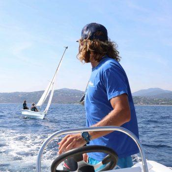 Partir en vacances à la mer aux Issambres