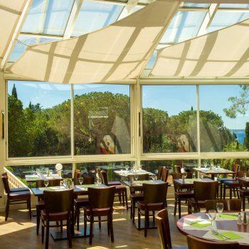 Restaurant Les Issambres Val d'Esquières