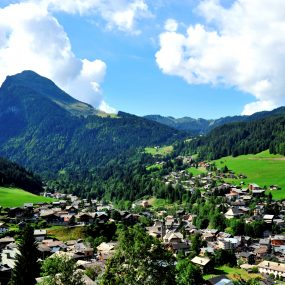 Randonnée Morzine Alpes