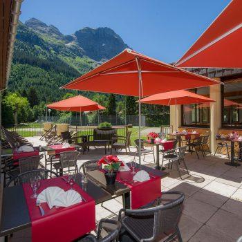 séjour pension complete Pralognan-la-Vanoise