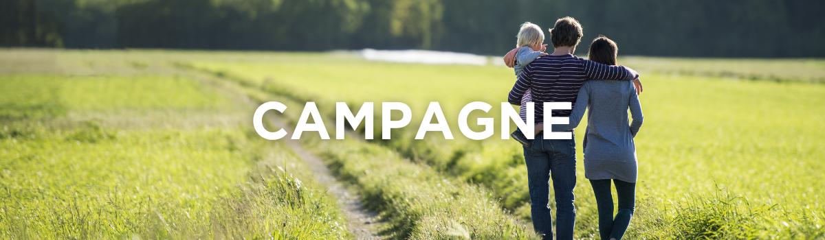Bandeau Campagne