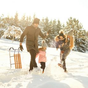 nouvel an ski Noel